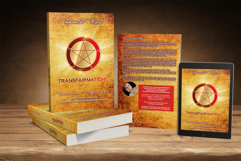 Buch TRANSFAIRMATION - ERWECKE DEN MAGIER IN DIR